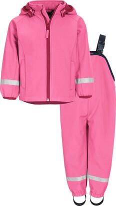 Playshoes Baby Girls' Softshell-Set Jacket
