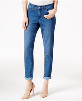 Charter Club Lyon Wash Boyfriend Jeans, Only at Macy's