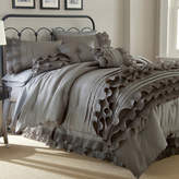 PACIFIC COAST TEXTILES Anastacia Ruffled 8-pc. Comforter Set