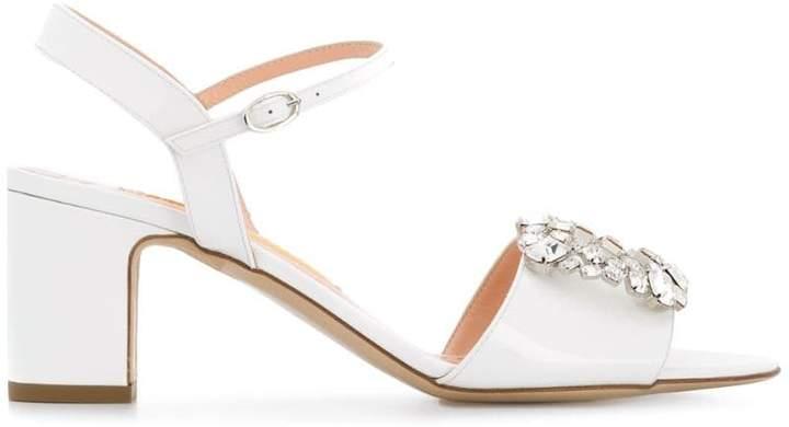 2c0a34dbd Rupert Sanderson White Women's Shoes - ShopStyle