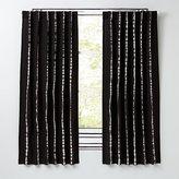 "Tie-Dye Grey 84"" Curtain"