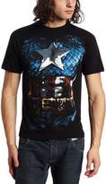 Marvel Mad Engine Men's The American Way T-Shirt
