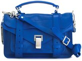 Proenza Schouler PS1 satchel - women - Calf Leather - One Size