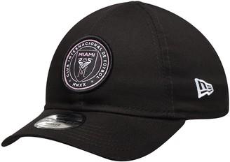 New Era Toddler Black Inter Miami CF My First 9TWENTY Flex Hat