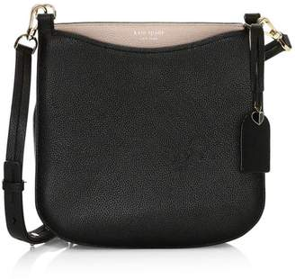 Kate Spade Large Margaux Leather Crossbody Bag