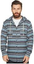 VISSLA Pumphouse Long Sleeve Flannel