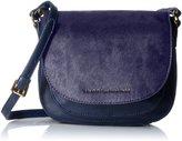 Tommy Hilfiger Hair Calf Saddle Bag