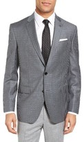 Ted Baker Men's Jed Trim Fit Check Wool Sport Coat