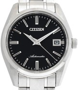 Citizen 0910-T018076TA Stainless Steel Automatic 37mm Mens Watch