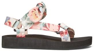 Loeffler Randall Maisie Floral Sport Sandals