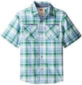 Levi's Seacliff Short Sleeve Shirt (Big Kids)