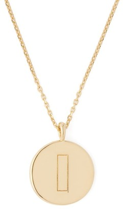 Theodora Warre - I-charm Pendant Gold-plated Necklace - Gold