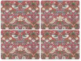 Pimpernel William Morris Strawberry Thief Placemats (Set of 4)