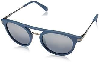 Polaroid Sunglasses Men's Pld2061s Polarized Oval Sunglasses