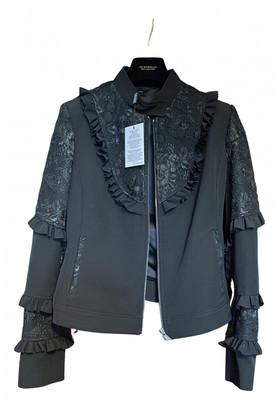 Bordelle Black Polyester Jackets