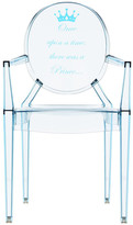 Kartell Children's Lou Lou Ghost Chair - Prince