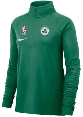Nike Women Boston Celtics Element Pullover