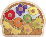 Melissa & Doug Fruit Basket - Large Jumbo Knob