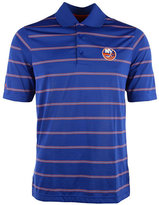Antigua Men's New York Islanders Deluxe Polo Shirt