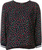 Bellerose printed blouse