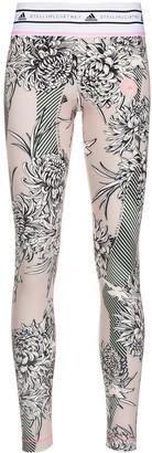 adidas by Stella McCartney Future Playground floral-print leggings