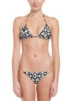 Vix Jaguar Detail Multicolor Print Full Bikini Bottom
