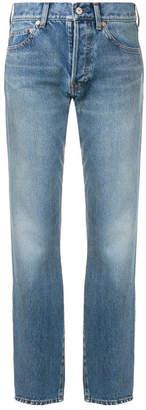 Balenciaga Straight-cut jeans