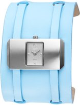 Freelook Women's HA1467-6 Blue Leather Band Watch