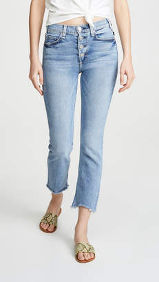 McGuire Denim High Waist Cropped Gainsbourg Jeans