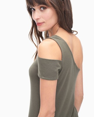 Splendid 1X1 One Shoulder Top