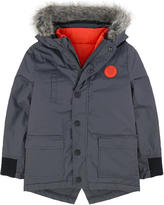 Kenzo Parka with a removable vest