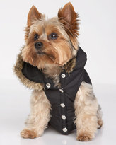 Juicy Couture Dog Puffer Vest