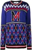 MSGM Crew Neck Ski Jumper