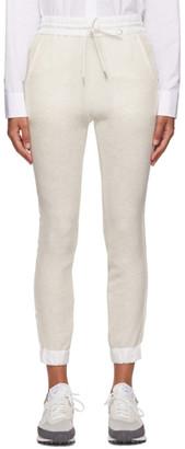 Sacai Off-White Sponge Lounge Pants