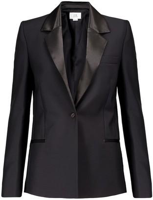 Victoria Victoria Beckham Wool and mohair blazer