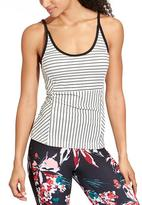 Athleta Stripe Madison Ave Tank