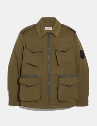Coach Removable Pocket Jacket