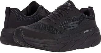 Skechers Max Cushioning Premier - Vantage (Black/Charcoal) Men's Shoes