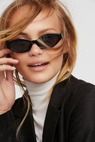 Free People Whatâ€TMS Your Angle Sunglasses