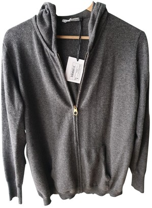 Agnona Grey Cashmere Knitwear for Women