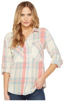 Sanctuary The Steady Boyfriend Shirt Women's Long Sleeve Button Up