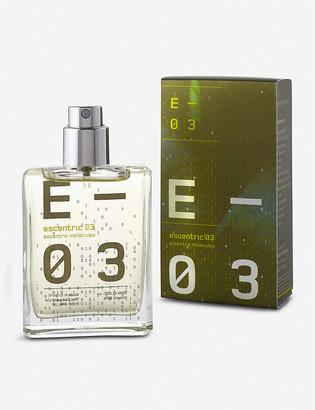 Escentric Molecules Escentric 03 eau de toilette refill 30ml