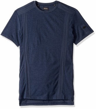 Buffalo David Bitton Men's Short Sleeve Crew Neck Soft Jersey