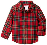 Joe Fresh Flannel Shirt (Baby Boys)