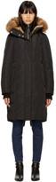 Mackage Black Down Harlin Coat