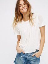 We The Free Dani Tee by at Free People