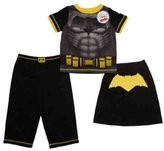 Komar Kids Firefly Komar Kids Boys' Super Hero Variety Pajama Sets (, Batman 3 Piece)