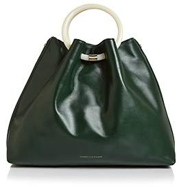 Tammy & Benjamin Deila Leather Shoulder Bag