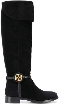 Tory Burch mid-calf length boots