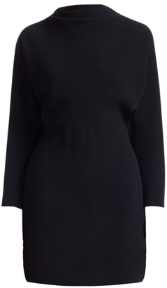 A.L.C. Marin Cowl Neck Mini Dress